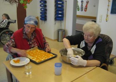 Mandarinenkuchen und andere Köstlichkeiten